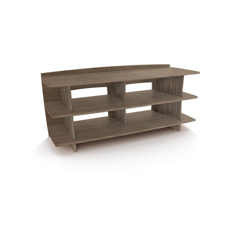 Legare Furniture Grey Driftwood Media Stand