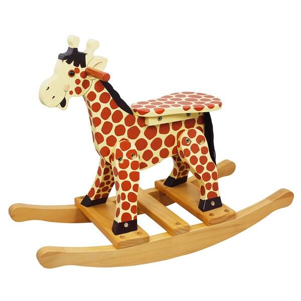 Teamson Kids Safari Rocking Giraffe