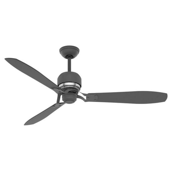 Casablanca 60-inch Tribeca Graphite 3-blade Ceiling Fan