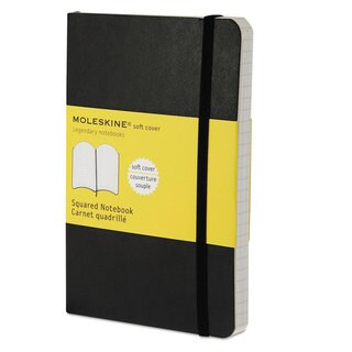 Moleskine Classic Black Cover Softcover Notebook