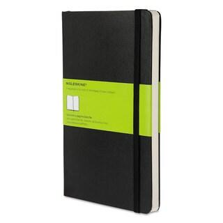 Moleskine Black Hard Cover Unruled Notebook