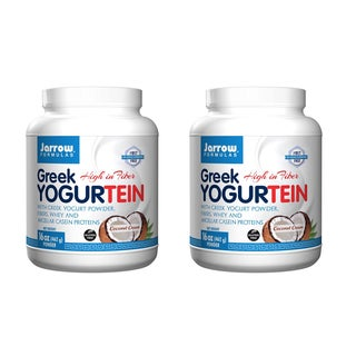 Jarrow Formulas Greek Yogurtein 16-ounce Powder (Pack of 2)