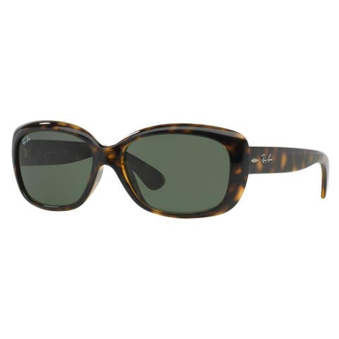 Ray-Ban G-15XLT 'Jackie Oh' Sunglasses - 58mm - Tortoise - Large