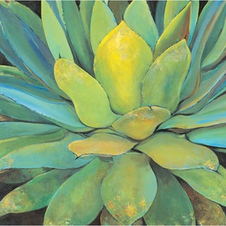 Portfolio Canvas Decor Elinor Luna 'Agave' Framed Canvas Wall Art