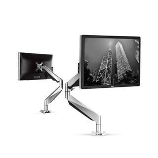 Loctek 10 to 27-inch Full Motion Gas Spring Arm Monitor Mount|https://ak1.ostkcdn.com/images/products/10161680/P17290740.jpg?impolicy=medium