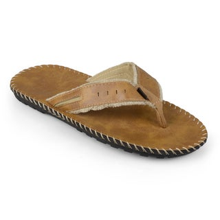 Boston Traveler Men's Outdoor Fip Flop Sandals