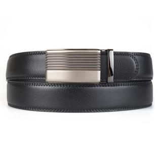 Vance Co. Men's Adjustable Ratchet Genuine Leather Belt