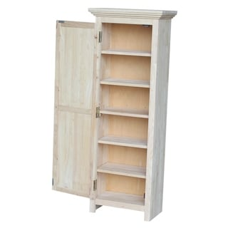 Link to Ready to Finish 48-inch Storage Cabinet Similar Items in Dining Room & Bar Furniture