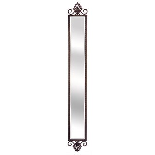 Narrow Accent Mirror - Bronze