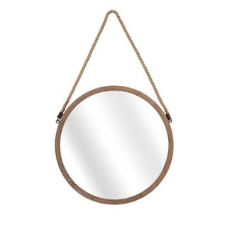 Rally Wood Mirror