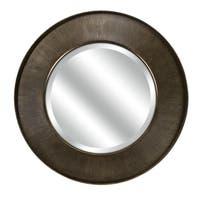 CKI Harcourt Round Wall Mirror - Bronze
