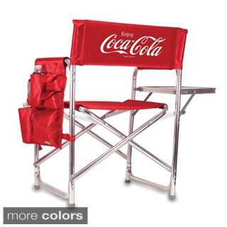 Picnic Time Coca-Cola Sports Chair