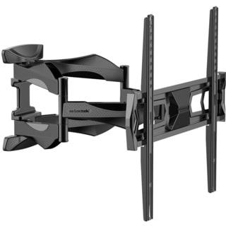 Fleximounts A20 TV Wall Mount with 32 to 50-inch Mounting Bracket, and Full Motion, Articulating Arms