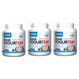 Jarrow Formulas Greek Yogurtein 16-ounce Powder (Pack of 3)