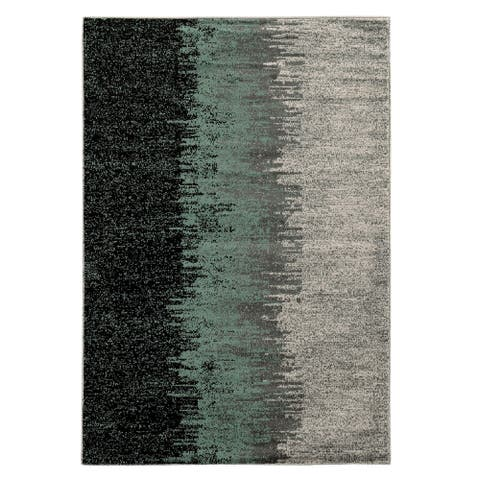 Linon Elegance Lave Rug