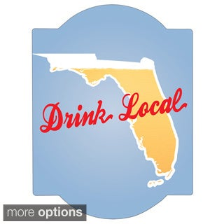 Drink Local State Bar Sign
