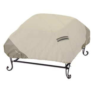 Classic Accessories Belltown Grey Fire Pit Cover