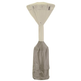 Classic Accessories Belltown Grey Stand Up Patio Heater Cover