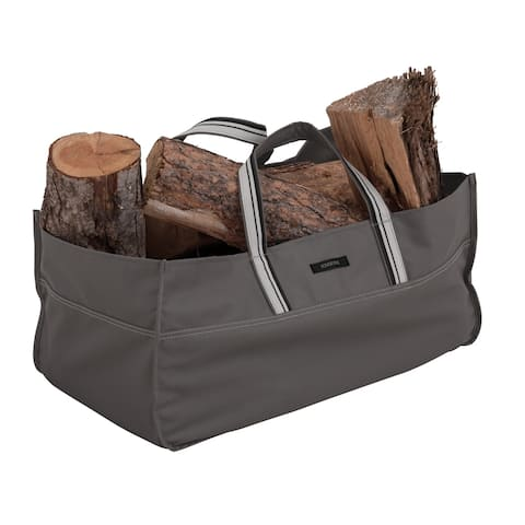"""Classic Accessories Ravenna Water-Resistant 24"""" Log Carrier"""