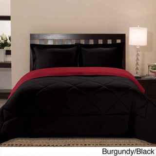 Porch & Den Woodland Springs Lakeshore Reversible All-season Down Alternative 3-piece Comforter Set