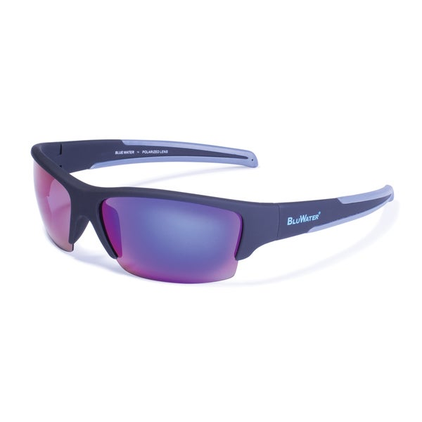 Daytona 2 G-Tech Blue Shatterproof UV Protection Sport Sunglasses