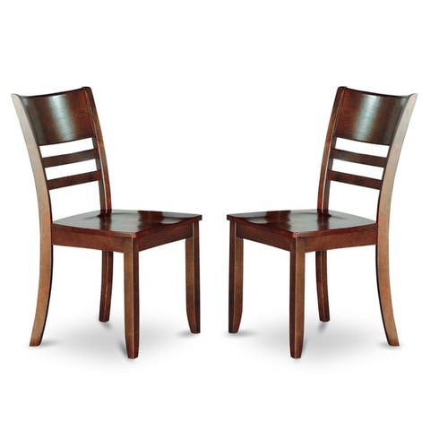 Lynfield Espresso Dining Chair (Set of 2)