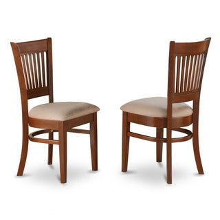 Vancouver Espresso Dining Chairs (Set of 2)