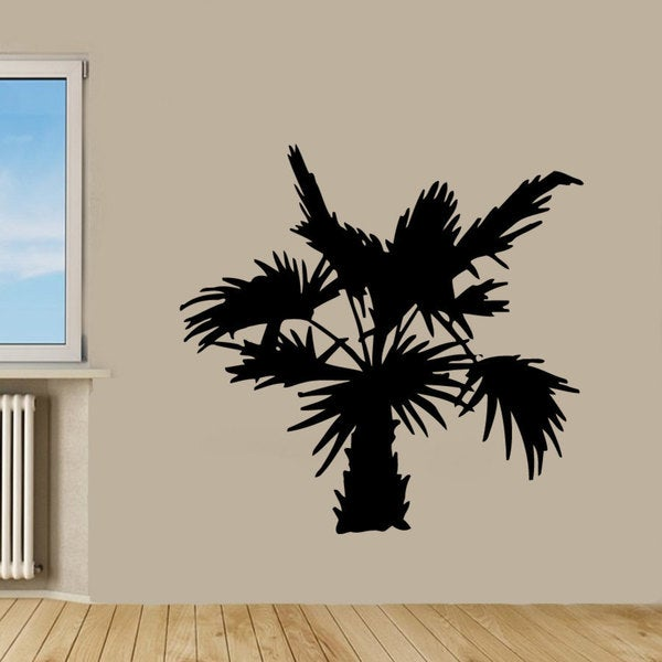 Palm Tree Vinyl Wall Art