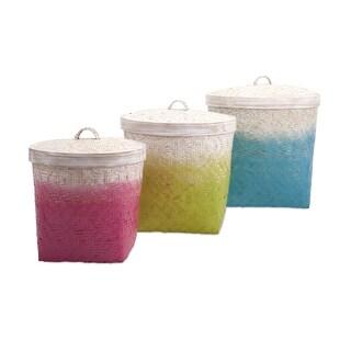 Jorah Woven Baskets (Set of 3)
