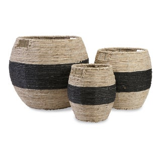Dorran Woven Basket - Set of 3