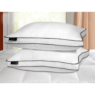 Elle 1200 Thread Count Down Alternative Pillow (Set of 2)