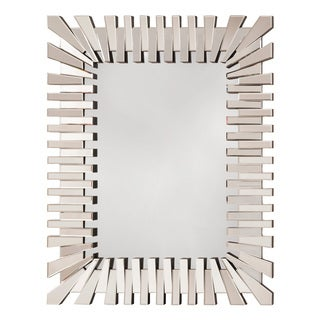 Empire Glass Frame Rectangle Wall Mirror