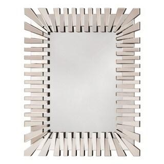 Empire Glass Frame Rectangle Wall Mirror