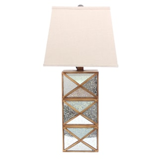 Teton Home 2 Tl-025 Multi-mirror Table Lamp