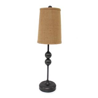 Teton Home 2 Tl-012 Dual-shere Metal Table Lamp