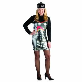 Women's Battery Dress