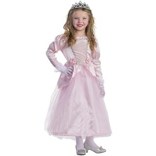 Girl's Adorable Princess Costume