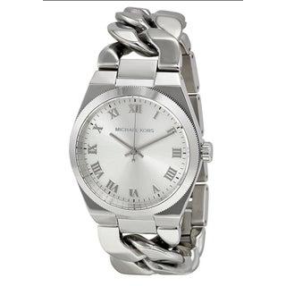 Michael Kors Women's Channing MK3392 Silver Stainless-Steel Quartz Watch