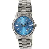 Michael Kors Men's Runway MK5914 Blue Stainless-Steel Quartz Watch