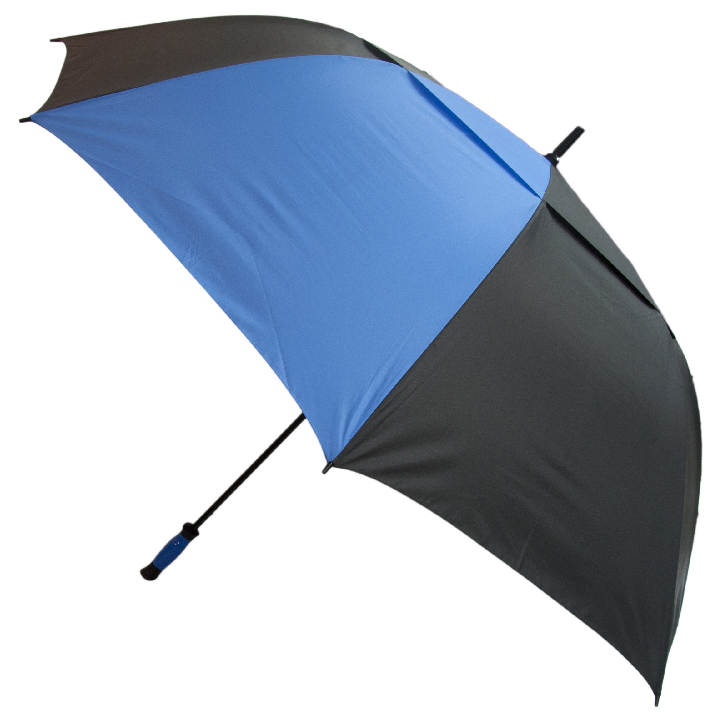 Shop For 72 Dual Canopy Umbrella Get Free Delivery On Everything At Overstock Your Online Golf Equipment Destination Get 5 In Rewards With Club O 10164247