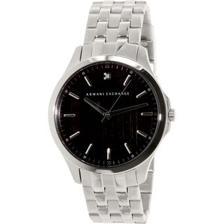 Armani Exchange Men's AX2158 Stainless Steel Quartz Watch