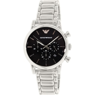 Emporio Armani Men's Classic AR1853 Stainless Steel Quartz Watch