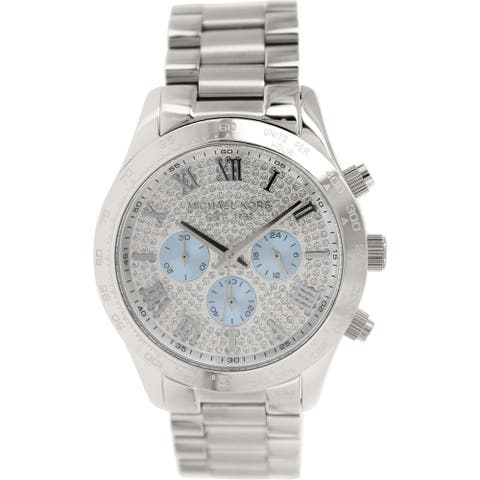 Michael Kors Women's MK6076 Stainless Steel Quartz Watch
