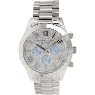 Michael Kors Women's MK6076 Stainless Steel Quartz Watch