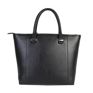 Mllecoco Genuine Leather Signature Handbag