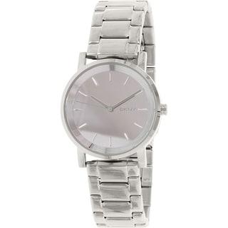 DKNY Women's Soho NY2177 Stainless Steel Quartz Watch