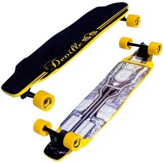 Deville SS 39-inch Downhill Longboard