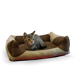 K&H Pet Products Classy Lounger Pet Bed (2 options available)