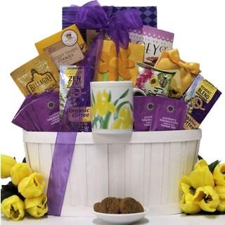 Great Arrivals Zen Blend: Gourmet Coffee & Tea Gift Basket