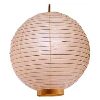 Handmade Maru Ball Japanese Accent Lantern (China)